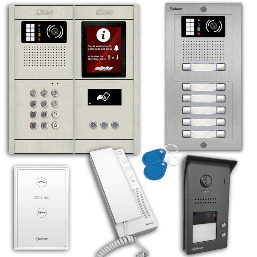 Vettoretto Impianti Elettrici - Videocitofoni